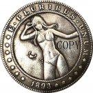 wholesale 10 coins 1893-S Hobo Nickel USA Morgan Dollar COIN COPY