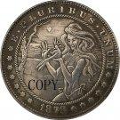 1878-CC Hobo Nickel USA Morgan Dollar COIN COPY