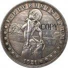 1921-D Hobo Nickel USA Morgan Dollar COIN COPY