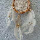 Dream catcher, a trap of bad dreams, a dream-catcher of a handmade dream