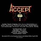 Accept CD -  Holland 1981