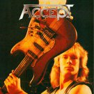 Accept CD -  London 1985