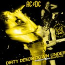AC-DC CD - Dirty Deeds Down Under - Brisbane 76