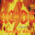 AC-DC CD - Burning Balls - Cleveland 77