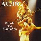 AC-DC CD - Back To School - Miami 77