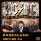 AC-DC CD - Barcelona 2015