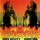AC-DC CD - Bon Scott Rarities