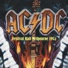 AC-DC CD - Festival Hall Melbourne 1974
