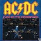 AC-DC CD - Flies On The Soundboard - Texas 85