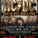 AC-DC CD -  Hampden Park Glasgow 2015