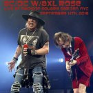 AC-DC CD - MSG New York 2016 with Axl Rose