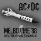AC-DC CD - MELBOURNE NATIONAL TENNIS CENTER 1988