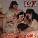 AC-DC CD - NEW YORK - Playing With Girls 1985
