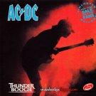 AC-DC CD - Thunder boogie