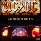 AC-DC CD - Wembley - London 2015