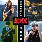 AC-DC CD  -  CHARLOTTE 2008