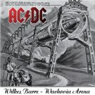 AC-DC CD  -   WILKES BARRES 2008