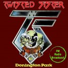 TWISTED SISTER CD - DONINGTON 1983