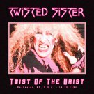 TWISTED SISTER CD -  Rochester 1984