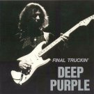 Deep Purple  CD - Final Truckin' - Osaka 1973