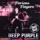 Deep Purple  CD - Furious Fingers - Nagoya 2000