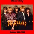 DEF LEPPARD CD - MILAN 1983