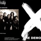 DEF LEPPARD CD - The X Demo Sessions