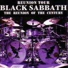 Black Sabbath CD - Reunion of the Century San Jose 99