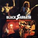 Black Sabbath CD - Megalomaniac Architect - London 76