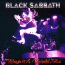 Black Sabbath CD - Pittsburgh 1978 (Expanded Edition