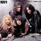 KISS CD - Brooklyn New York 1992