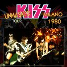 KISS CD - MILANO 1980