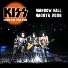 KISS CD - NAGOYA 2006 - 3 CDs Set!