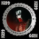 KISS CD - Pittsburgh 96
