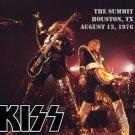KISS CD - The Summit Houston 1976