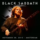Black Sabbath CD - Amsterdam 2013