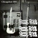 Cheap Trick CD - Chicago 1981