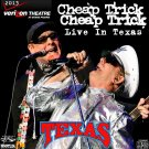Cheap Trick CD - Grand Prairie Texas 2013