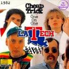 Cheap Trick CD -  Louisana Tech 1982