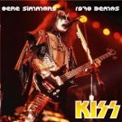 KISS CD - GENE SIMMONS - DEMOS 1978