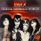 KISS CD - ANAHEIM 1976