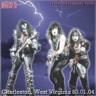 KISS CD - WORCESTER MASSACHUSSETS 1983