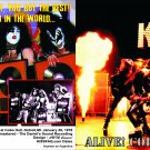 KISS CD - DETROIT 1976