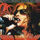 Aerosmith CD - Flying Rocks Again - Tokyo 2011 - 4 CDS SET!