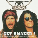 Aerosmith CD - 1990 - Get Amazed!