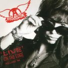 Aerosmith CD - Live On The Edge