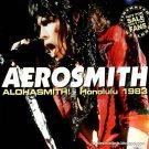 Aerosmith CD - Alohasmith - Honolulu 1983