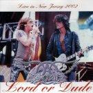 Aerosmith CD - Lord or Dude NJ 2002