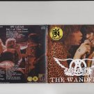 Aerosmith CD - The Wanderer - Gumma 1977