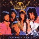 Aerosmith CD - Jailbait 1982 - Chicago 82